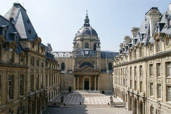 Cour d'honneur de l'Universite de Paris