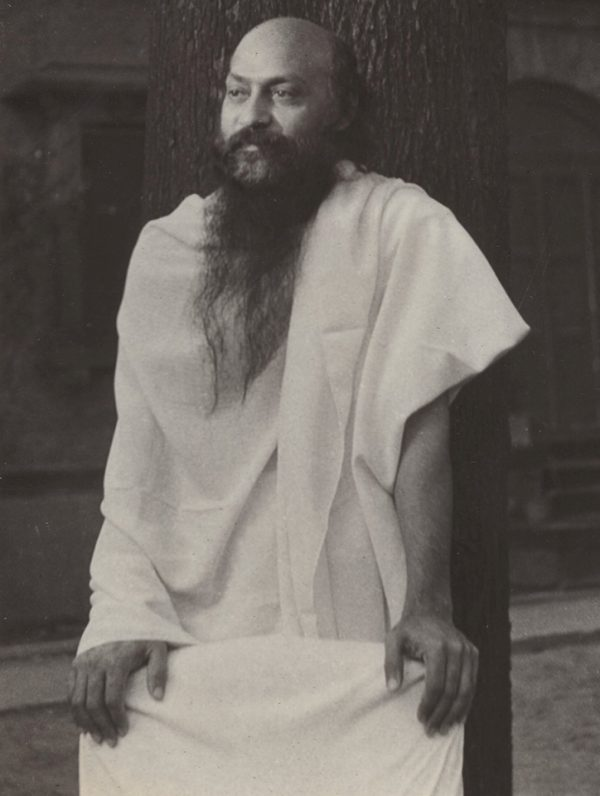 Osho in Mt. Abu
