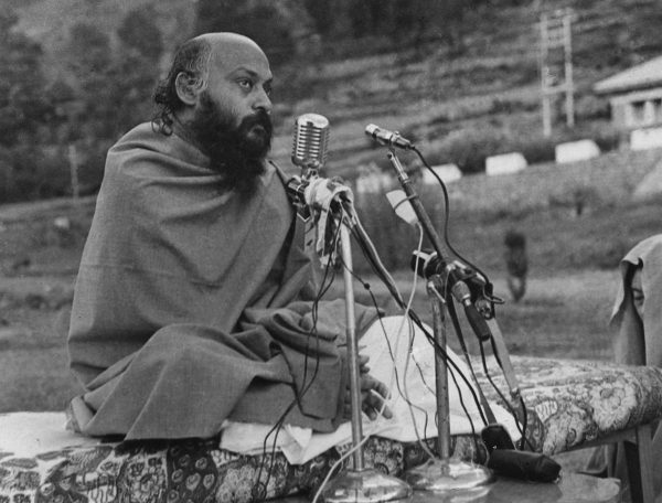 Osho in Manali