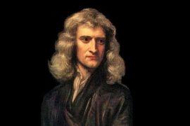 Sir Isaac Newton Feat