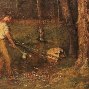 The woodcutter and the mystic