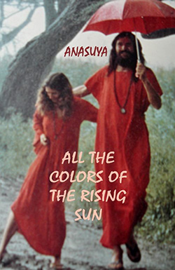 cover of All the Colours of the Rising Sun