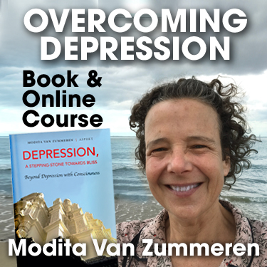 Overcoming Depression by Modita van Zummeren