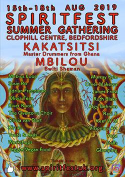 Spiritfest poster