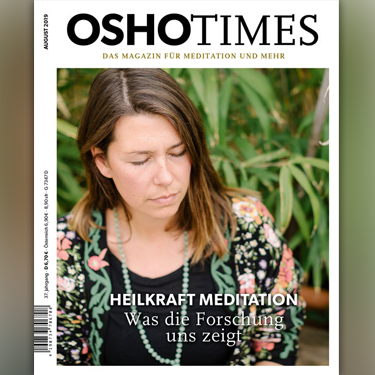 Osho Times Deutsche Ausgabe