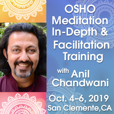 Osho Meditation In-Depth & Facilitation Training