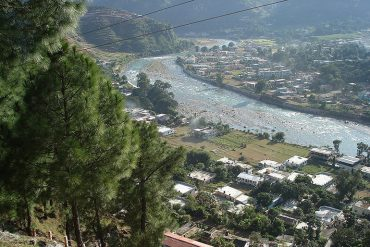 View on Bageshwar