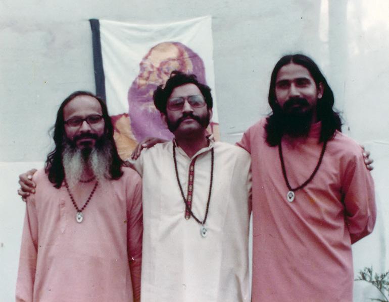 Chinmaya & Krishna