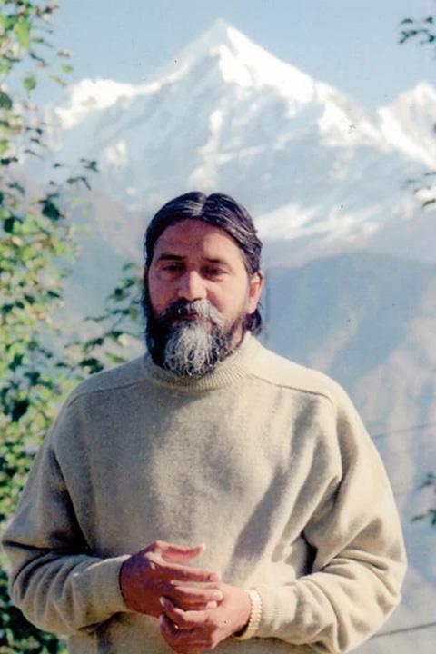 Chinmaya-in-Himalayas
