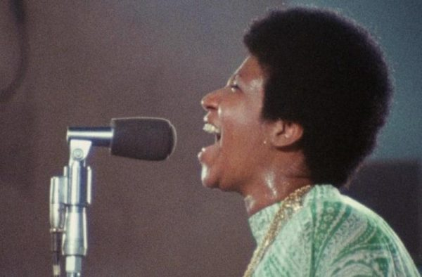 Amazing Grace with Aretha Franklin