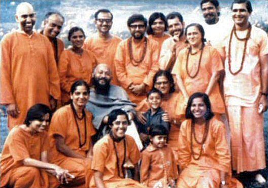 first sannyasins