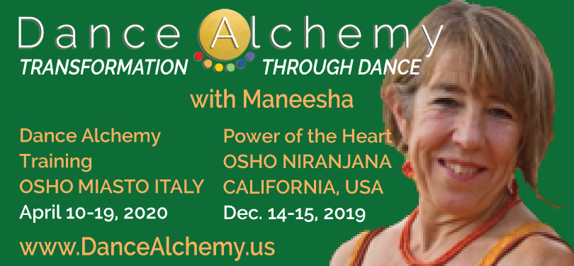 Dance Alchemy with Maneesha