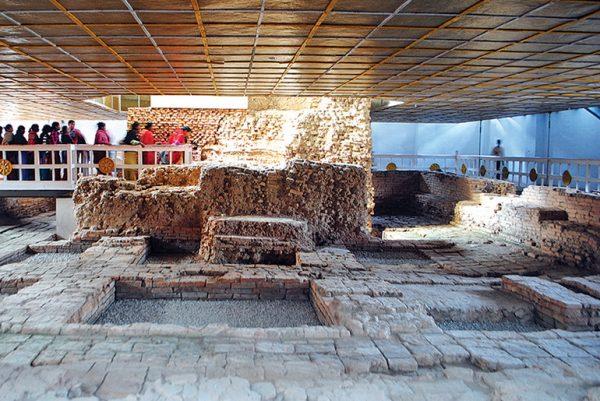 Maya Devi excavations