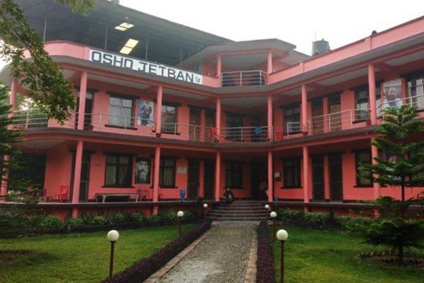 Osho Jetban main ashram dormitory
