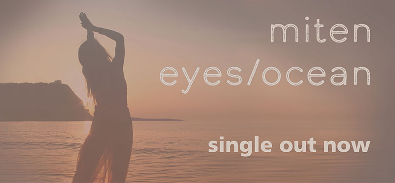 Eyes/Ocean - lead track in Miten's Devotee