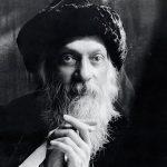 portrait of Osho