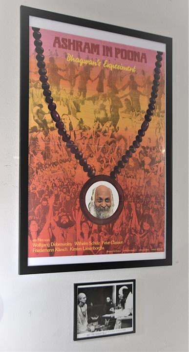 Ashram movie poster