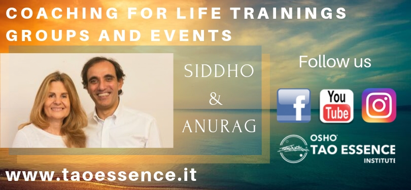 Coaching for Life Training with Siddho and Anurag
