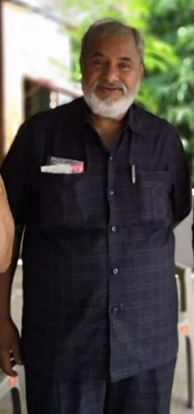 Dr Narayan Bharti