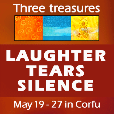 Three Treasures with Anutosho and Nick 19-27 May 2020