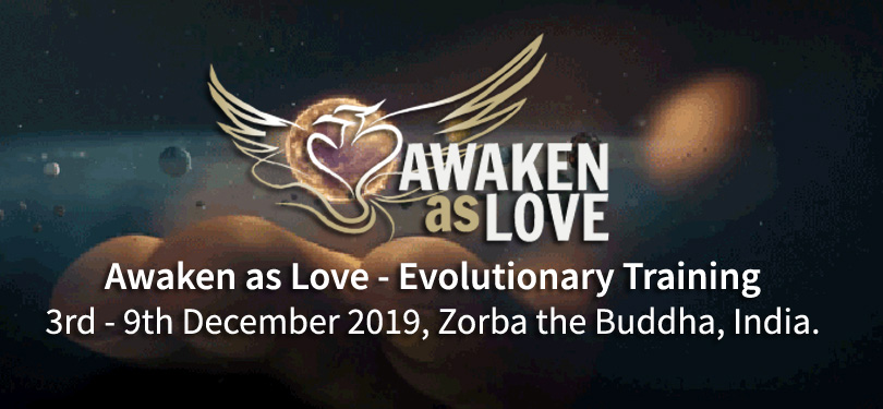 Awaken as Love