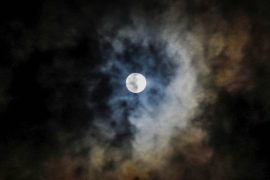 Full Moon photo by Madhav Krishna