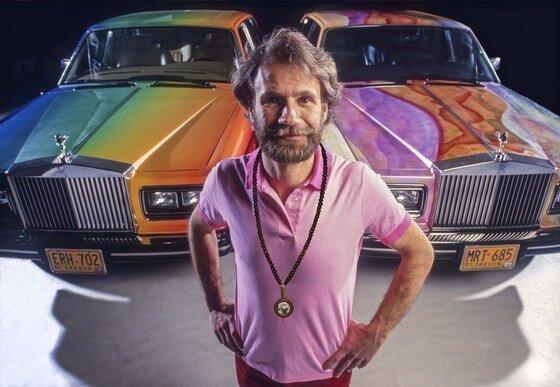 Podcast: Deva Peter – Painting Osho's Rolls-Royces