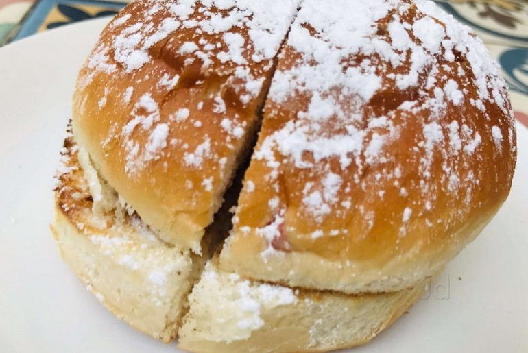 German bakery goods
