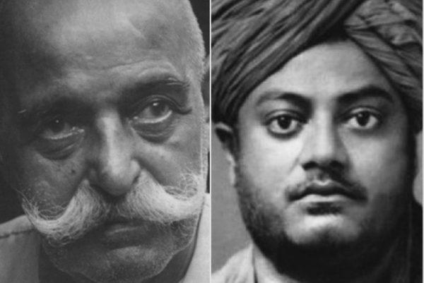 Gurdjieff, Vivekananda