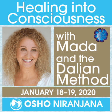 Healing into Consciousness with Mada