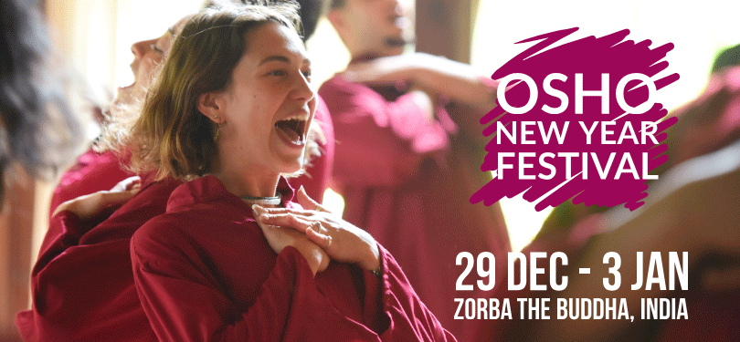 Osho New Year Festival Zorba the Buddha India