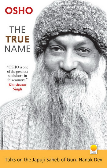 The True Name Osho book cover