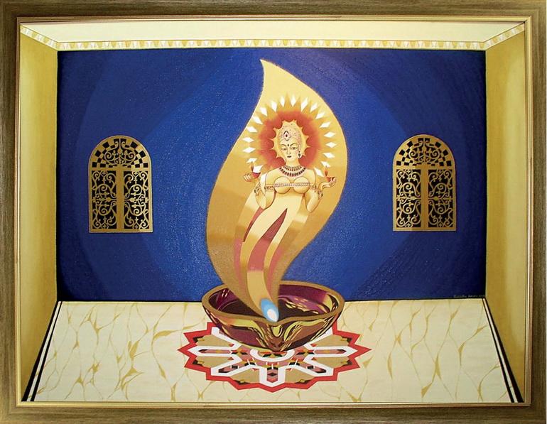 Painting by Pratiksha Apurv