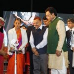 Dignitaries at Osho Mahotsav 2019