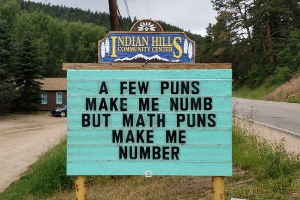 A few puns