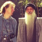 Nutan and Osho in Ireland