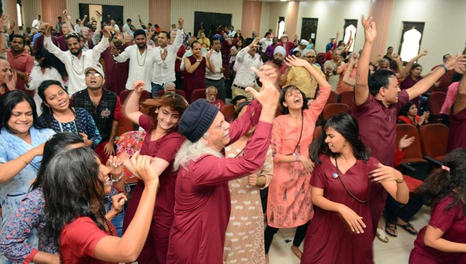Osho birthday celebration in Pune