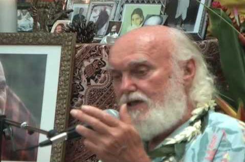 Ram Dass talks on Change