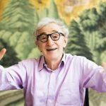 Woody Allen , actor