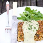 Buckwheat tofu bake