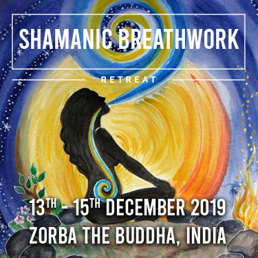Shamanic Breathwork Retreat at Zorba the Buddha, Delhi