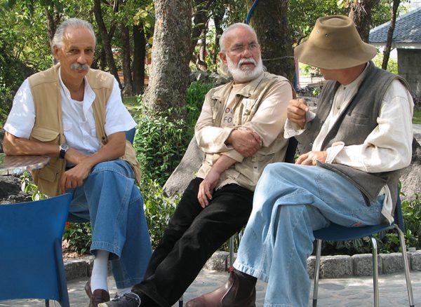 2008 Tathagat-with-Anatto-and-Santosh-2008-Nisarga