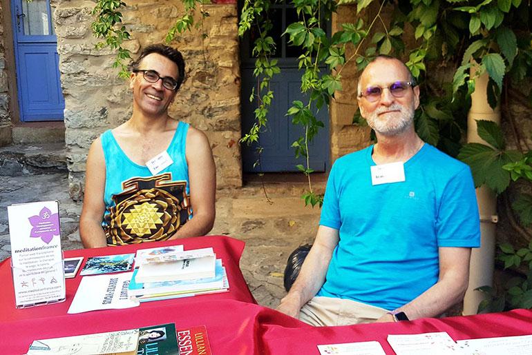 Khirad and Shantidharm at Festi'Spirit