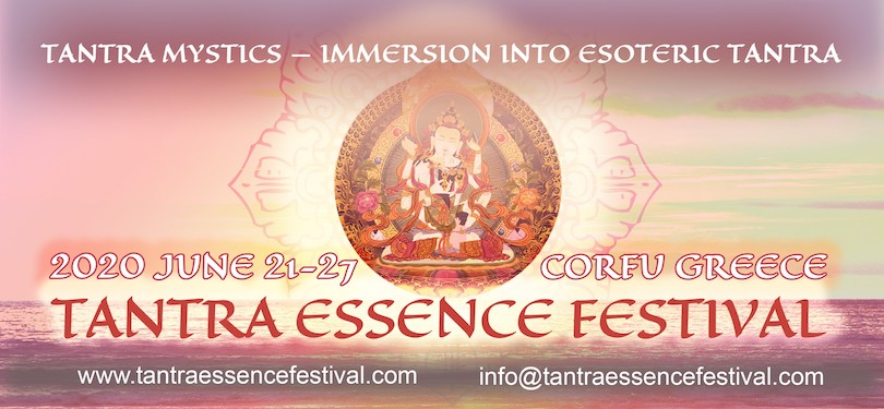 Tantra Essence Festival Corfu 21-27 June 2020