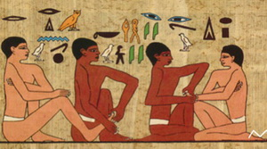 Ancient Egypt Reflexology