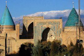 Bayazid Bastami, Iran