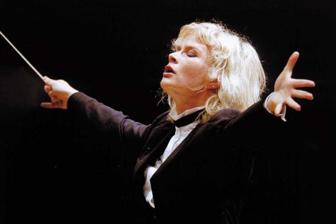 Conductress