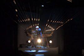 Earth harp