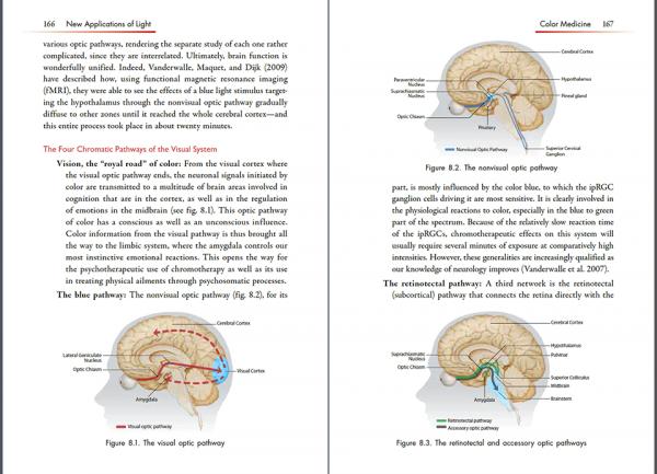 Light Therapies by Anadi Martel, p. 166-167