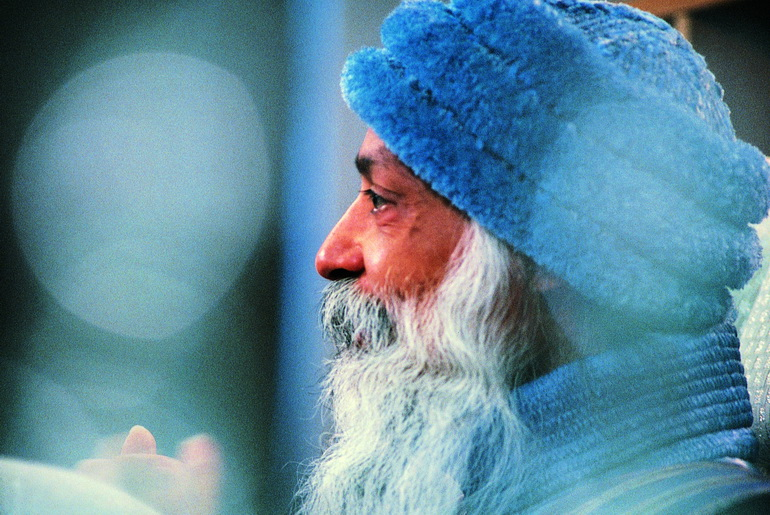 Osho press interview